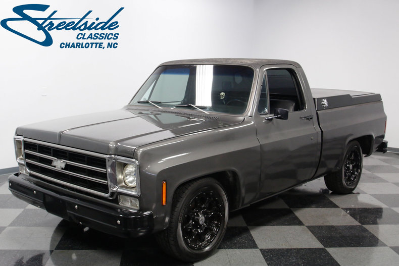 For Sale: 1977 Chevrolet Silverado