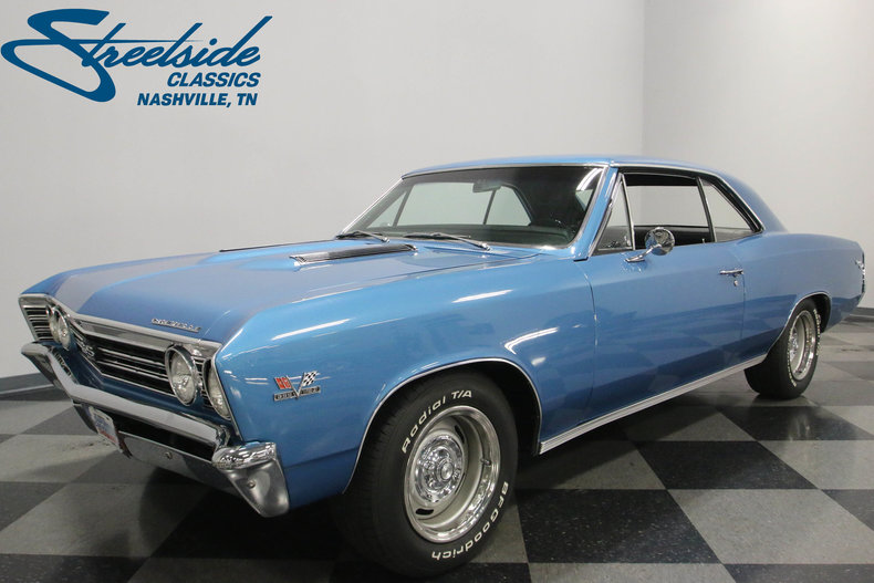 For Sale: 1967 Chevrolet Chevelle