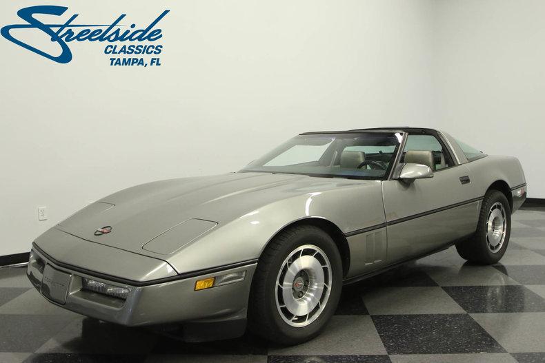 For Sale: 1987 Chevrolet Corvette