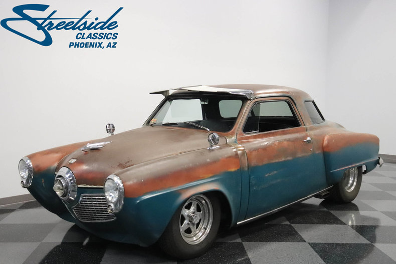 For Sale: 1951 Studebaker Champion