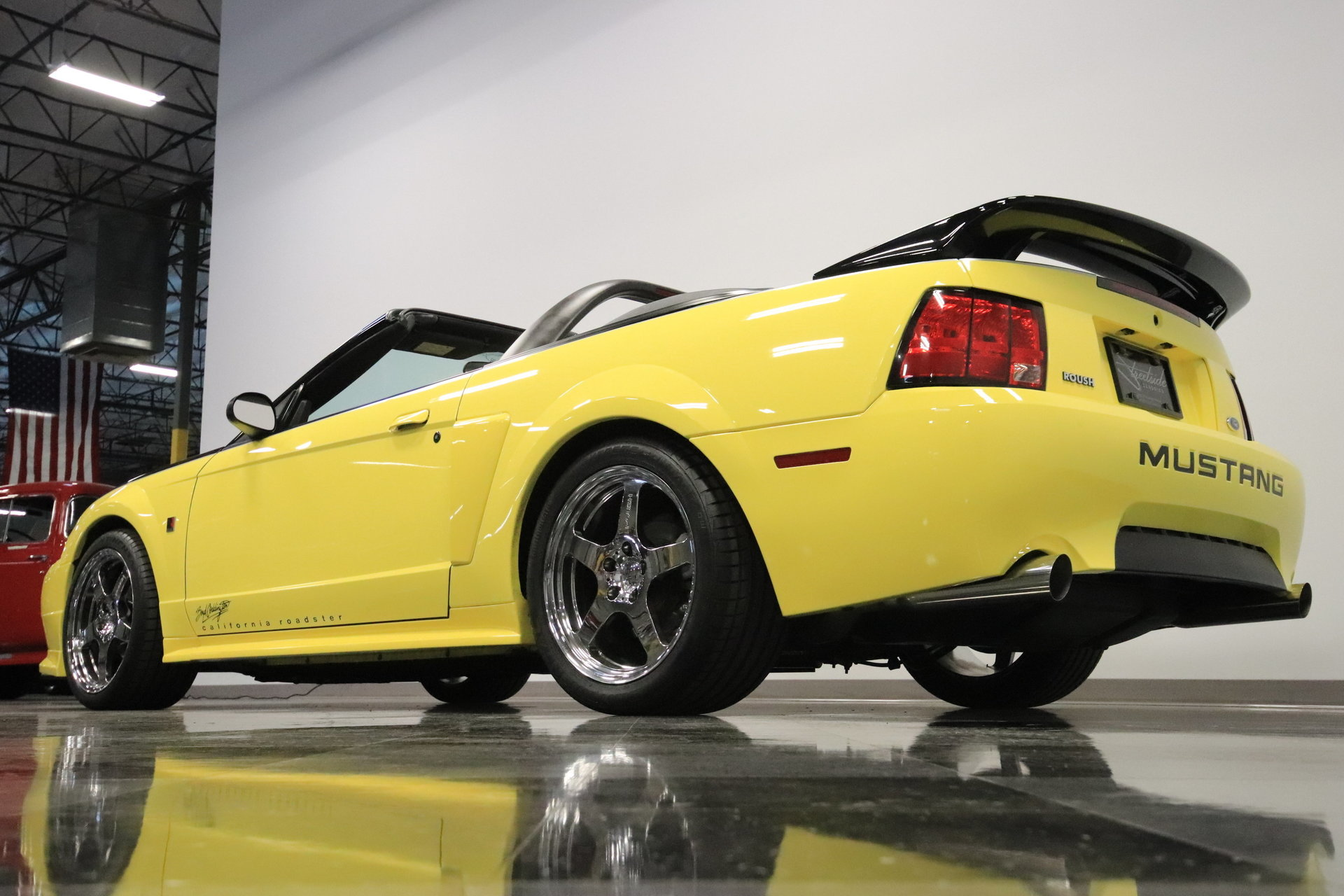 2003 ford mustang roush boyd coddington for sale 75467 mcg. Black Bedroom Furniture Sets. Home Design Ideas