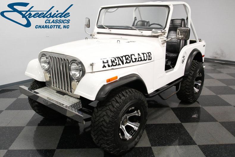 For Sale: 1974 Jeep CJ5