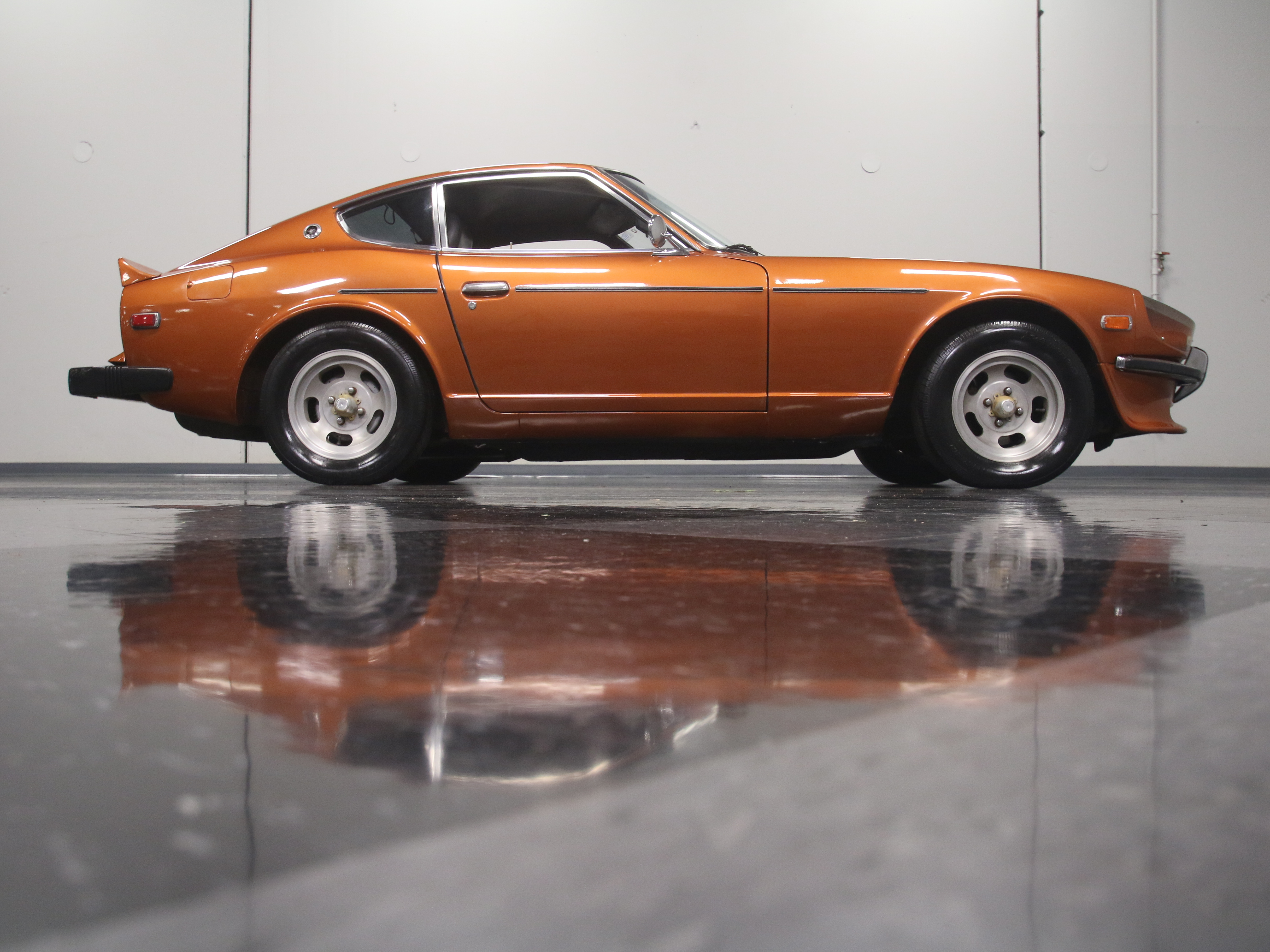 1977 Datsun Z-Series : SAME OWNER SINCE '79, WELL-MAINTAINED, ONE RESPRAY, REBUILT 2.8L I6, 5-SPEED, AC