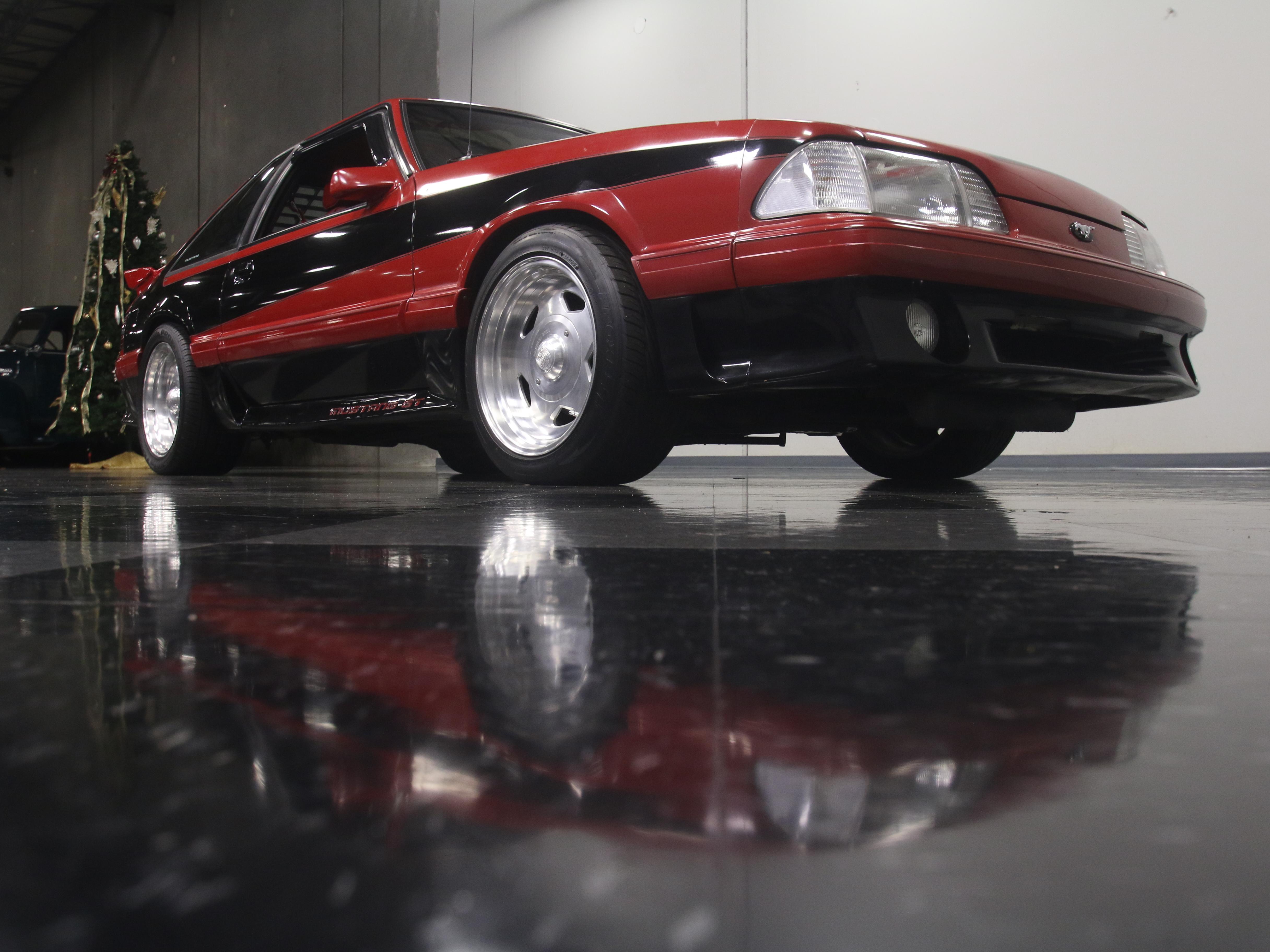 4061-ATL | 1988 Ford Mustang GT | Streetside Classics