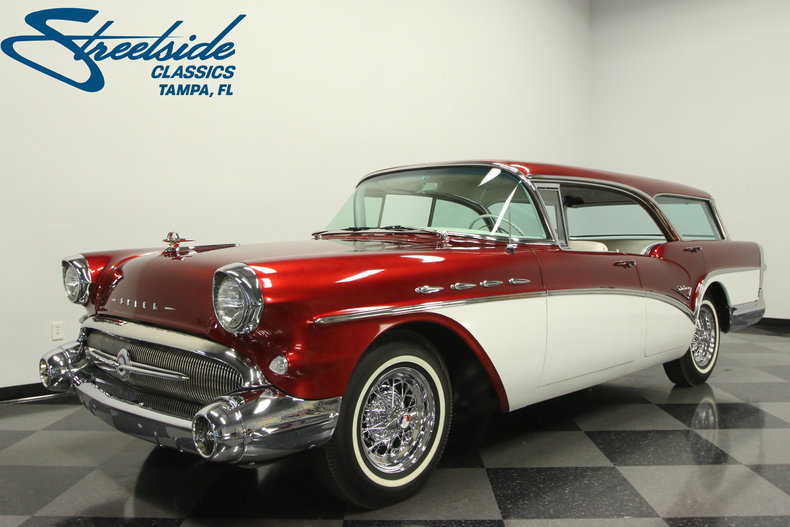 1957 Buick Caballero Streetside Classics The Nation S Trusted Classic Car Consignment Dealer