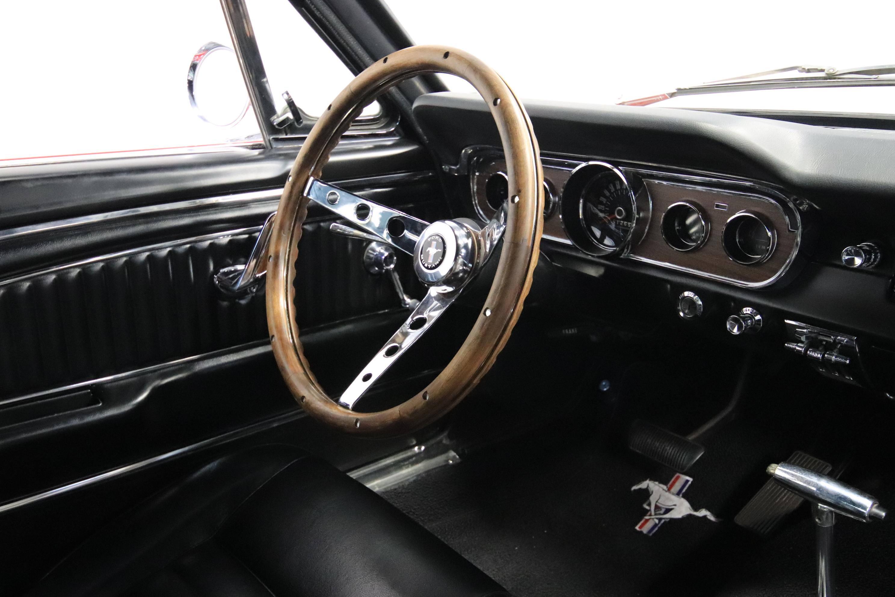 0145-PHX | 1965 Ford Mustang | Streetside Classics