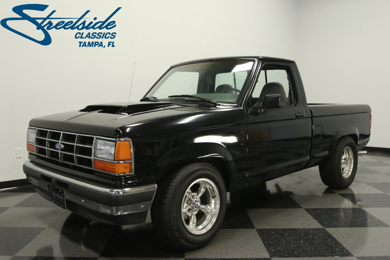 1991 ford ranger streetside classics the nation 39 s. Black Bedroom Furniture Sets. Home Design Ideas