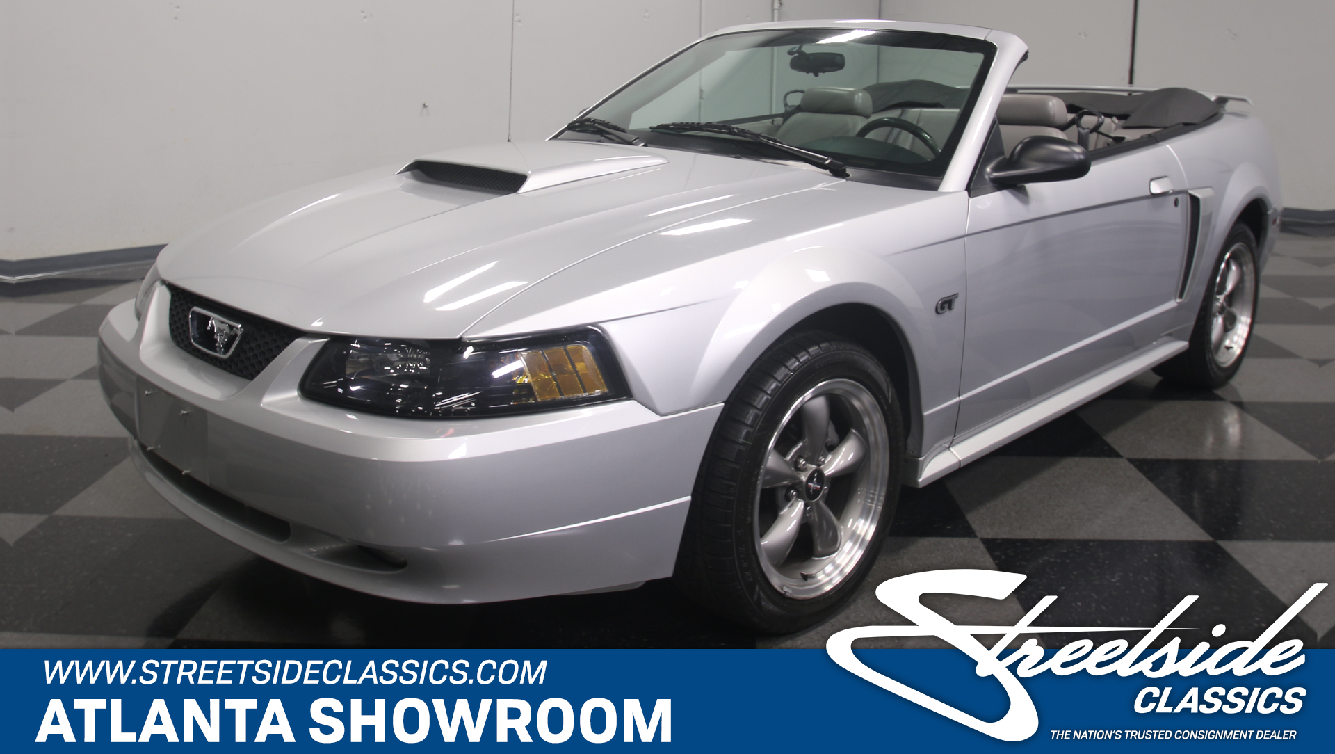 2003 ford mustang gt convertible for sale 76146 mcg. Black Bedroom Furniture Sets. Home Design Ideas