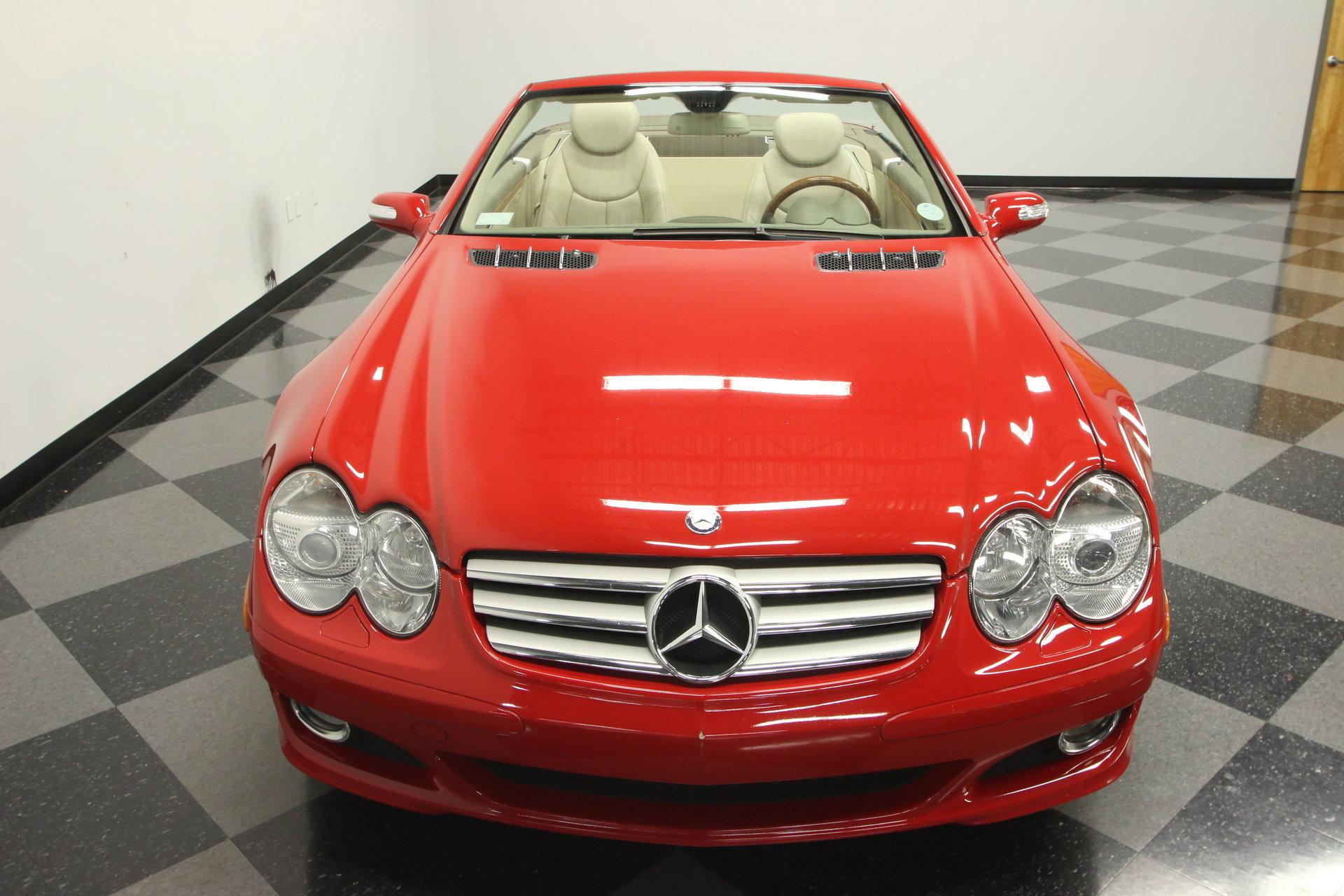 2008 Mercedes-Benz SL 550 Convertible for sale #75773 | MCG