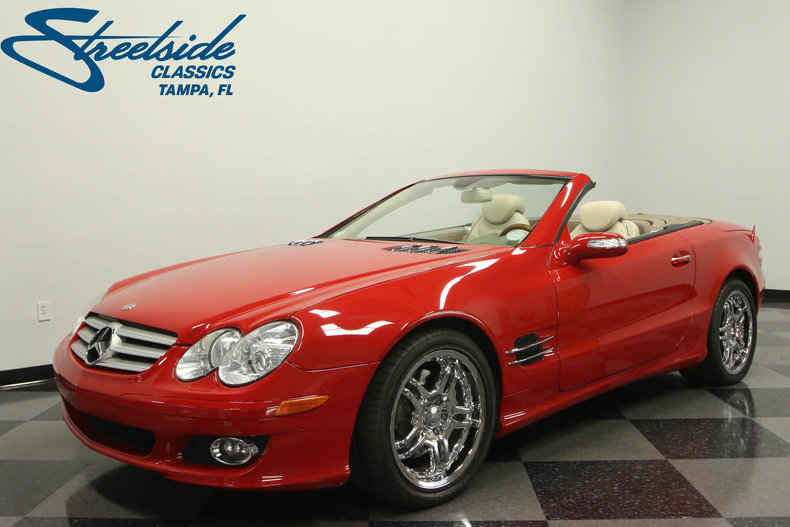 For Sale: 2008 Mercedes-Benz SL 550