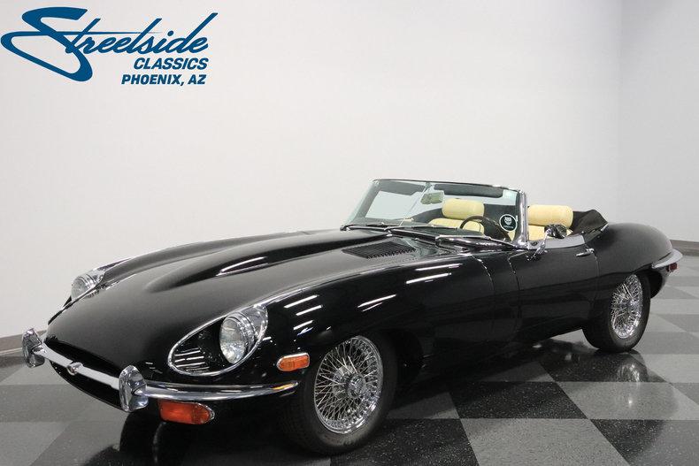 For Sale: 1970 Jaguar XKE