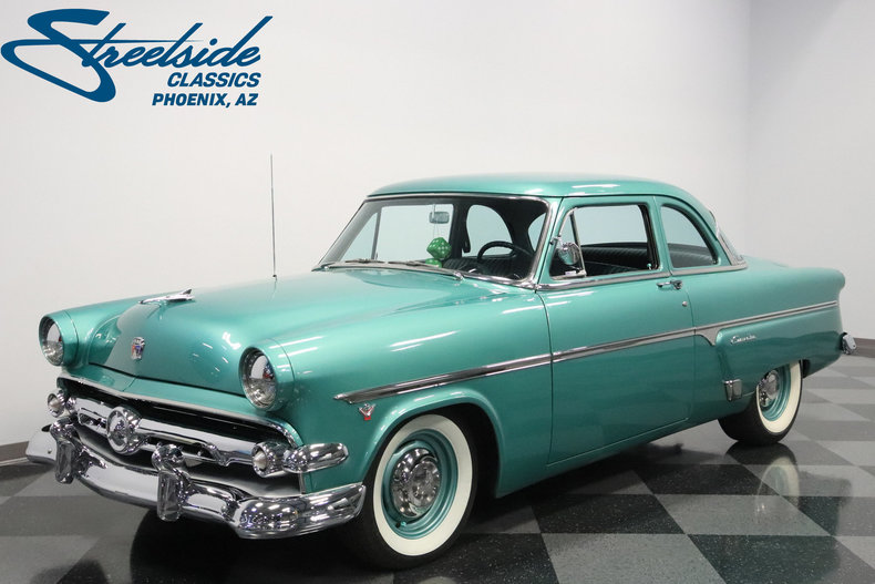 For Sale: 1954 Ford Customline Club Coupe
