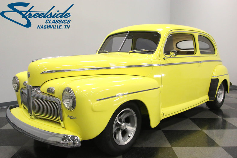 For Sale: 1942 Ford 2 Door Sedan
