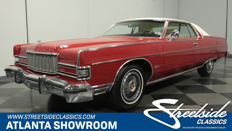 For Sale: 1974 Mercury Grand Marquis