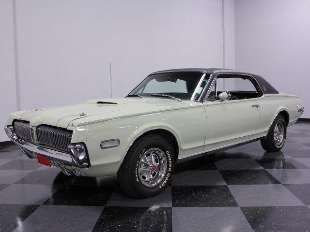 For Sale: 1968 Mercury Cougar