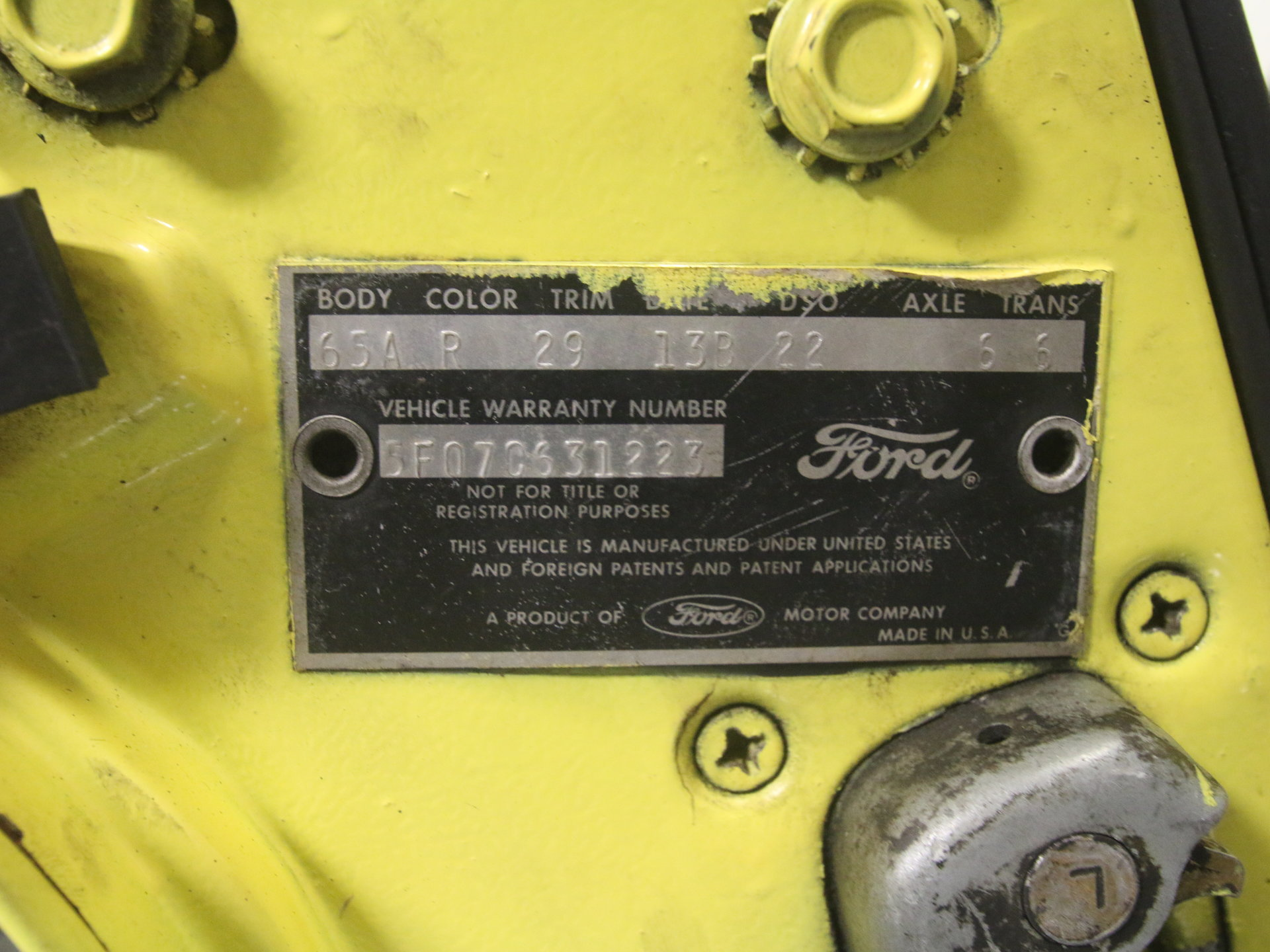 1965 Ford Mustang | eBay