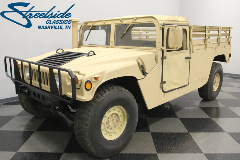 For Sale: 1990 AM General Hummer H1