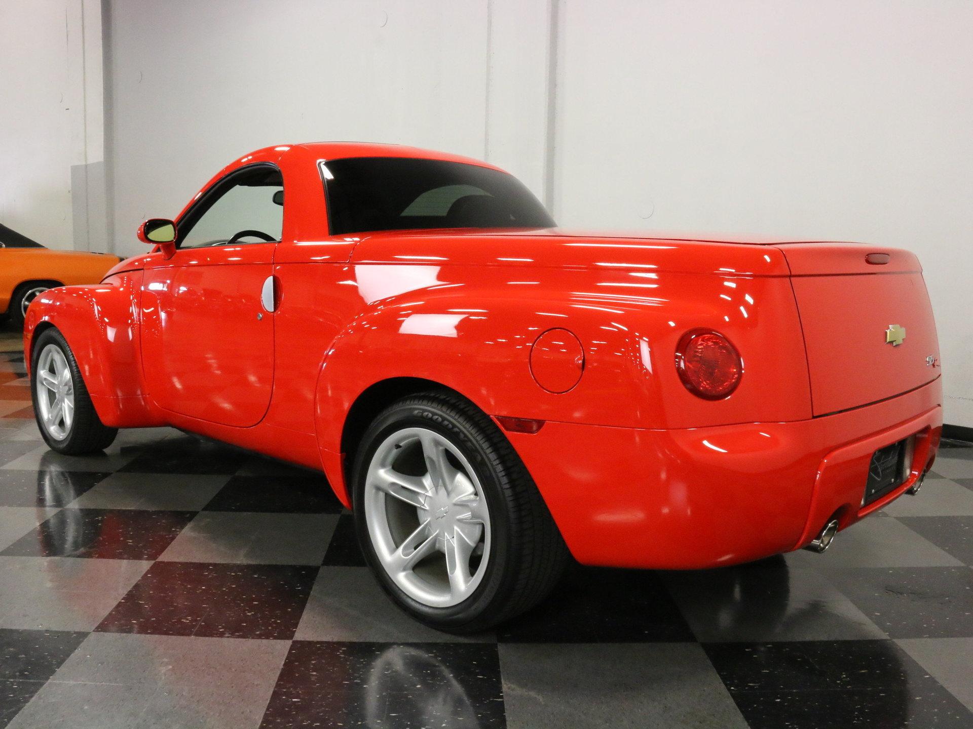 2004 Chevrolet Ssr For Sale 76015 Mcg