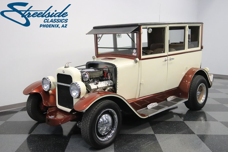 For Sale: 1925 Willys-Overland 90