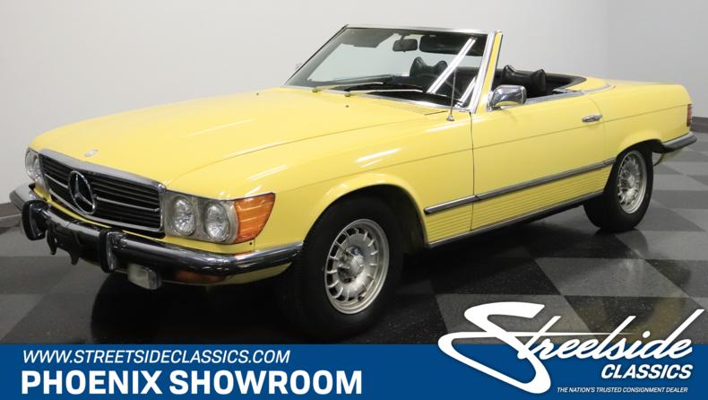 For Sale: 1973 Mercedes-Benz 450SL