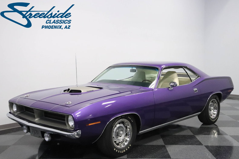 For Sale: 1970 Plymouth Cuda