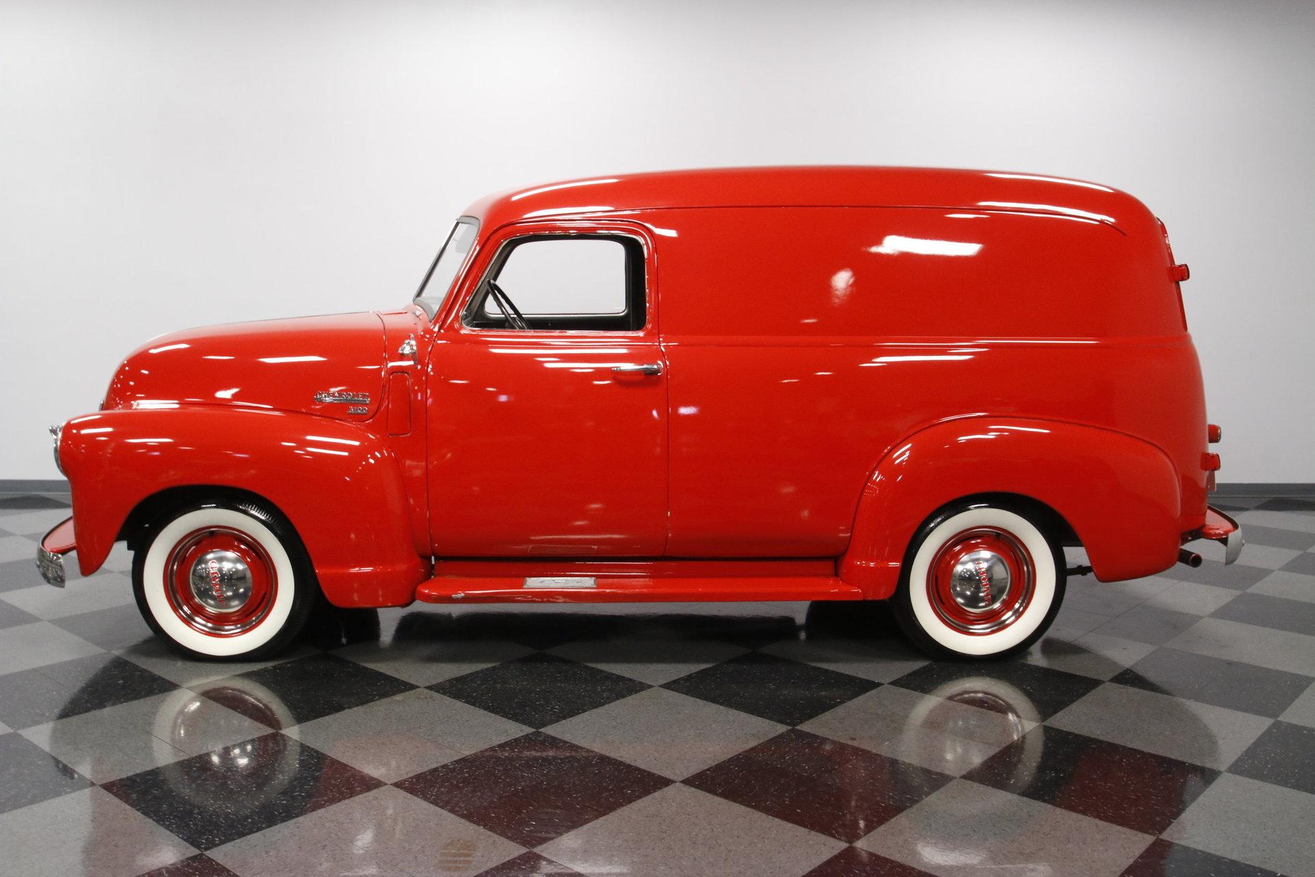 1949 Chevrolet Panel Delivery Berlin Motors Chevy Sedan For Sale