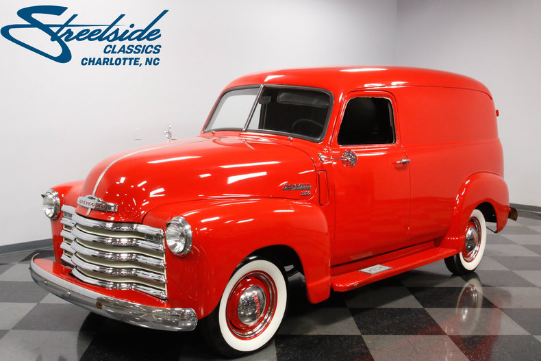 For Sale: 1949 Chevrolet Panel Delivery