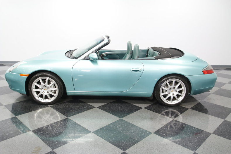 2000 porsche 911 carrera 4 for sale 76372 mcg. Black Bedroom Furniture Sets. Home Design Ideas