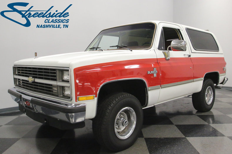 For Sale: 1984 Chevrolet K5