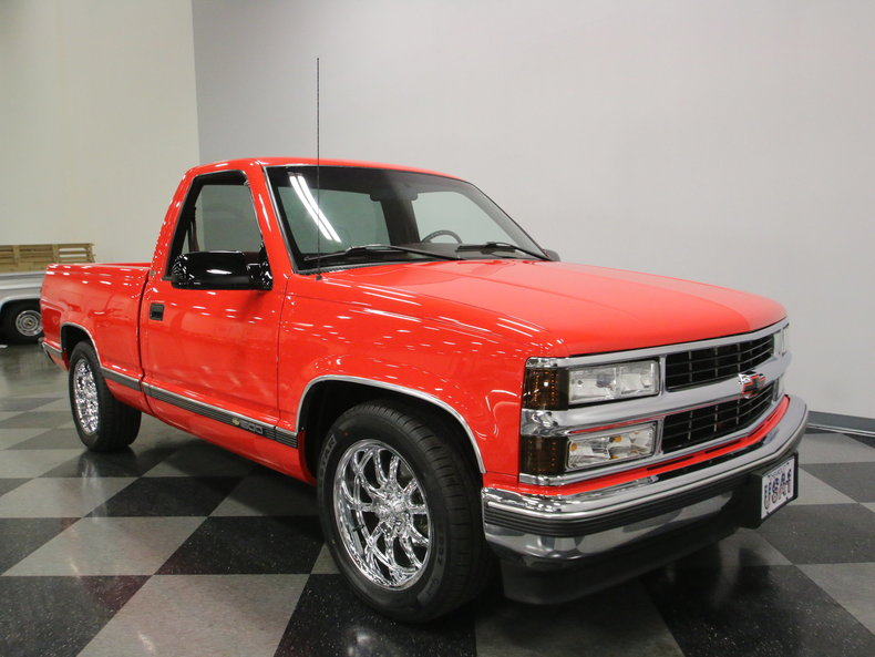 1996 chevrolet silverado for sale 76048 mcg. Black Bedroom Furniture Sets. Home Design Ideas