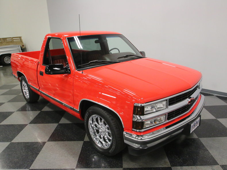 1996 Chevrolet Silverado For Sale  76048