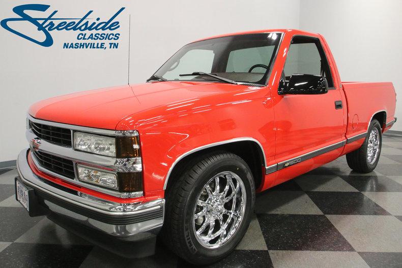 For Sale: 1996 Chevrolet Silverado