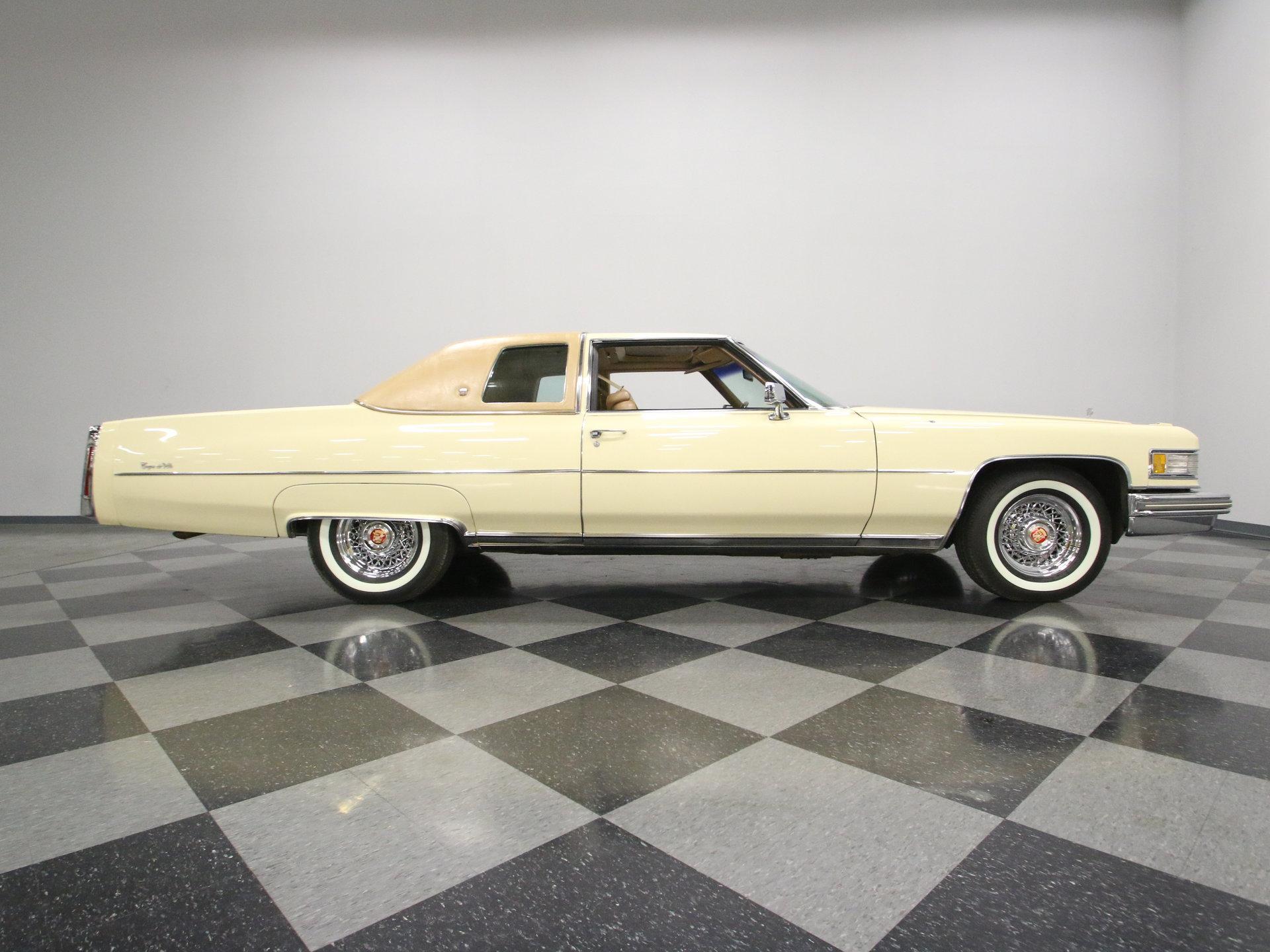 1976 Cadillac Coupe Deville For Sale 76094 Mcg