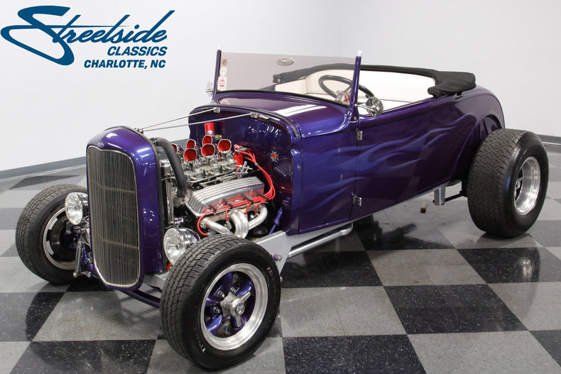 For Sale: 1931 Ford Roadster