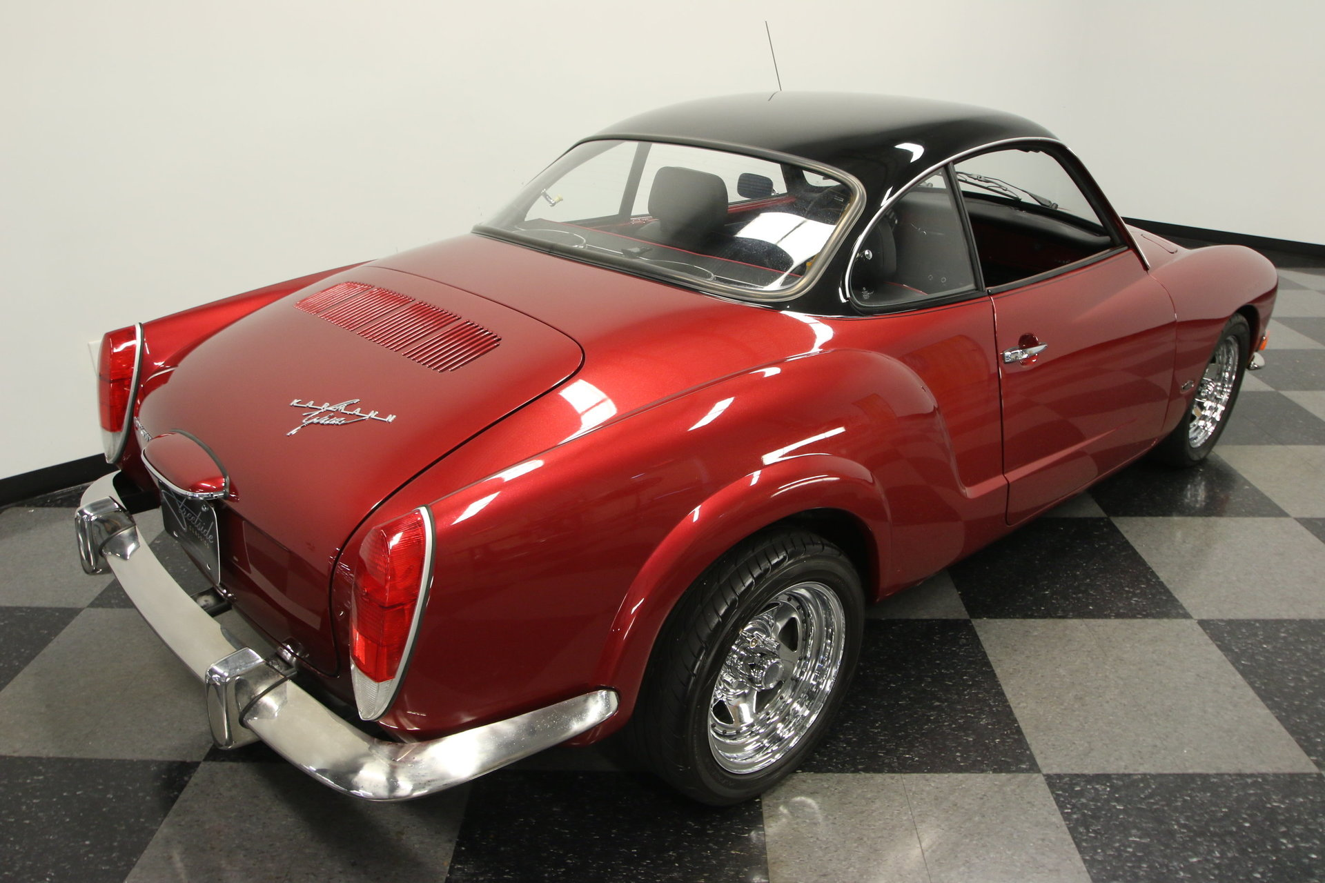 1973 Volkswagen Karmann Ghia Custom for sale #76525 | MCG