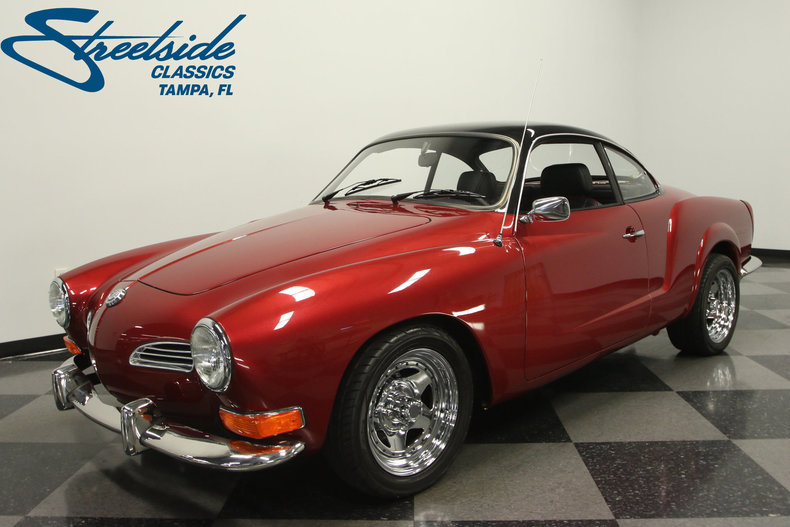 For Sale: 1973 Volkswagen Karmann Ghia