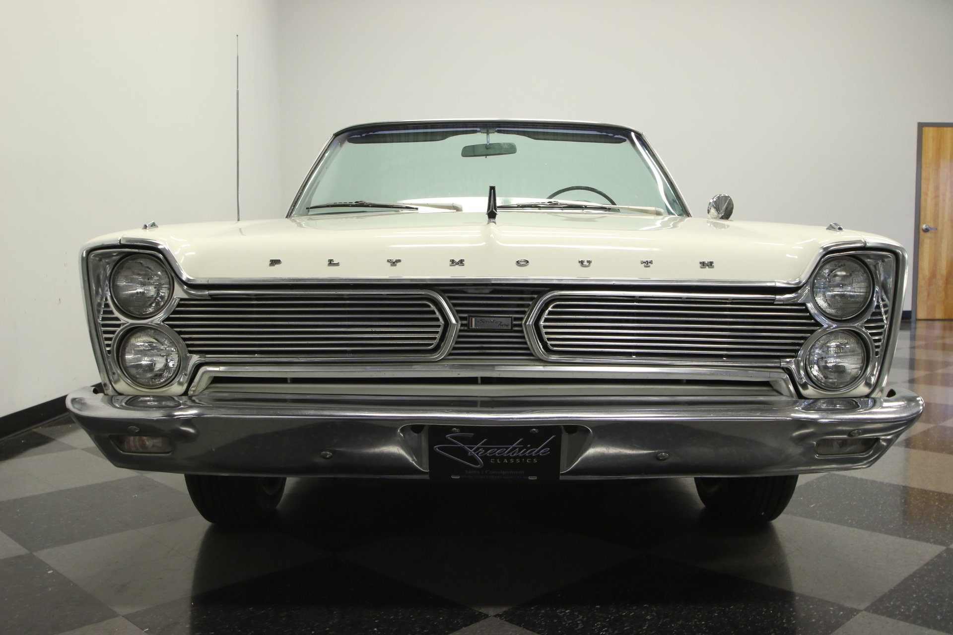 1966 plymouth sport fury convertible for sale 76122 mcg. Black Bedroom Furniture Sets. Home Design Ideas
