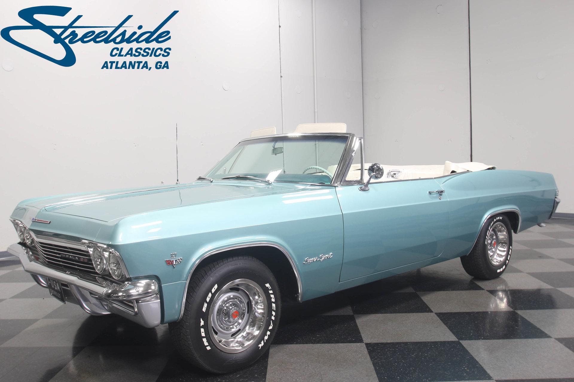 1965 Chevrolet Impala SS | eBay