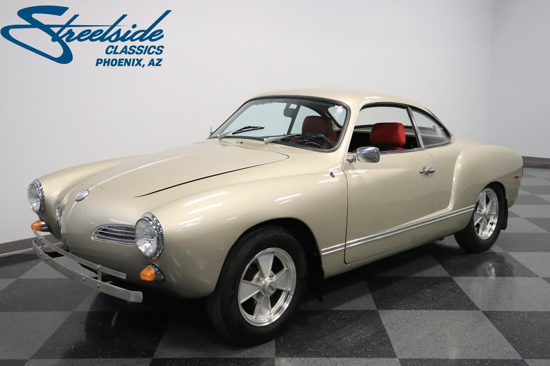 For Sale: 1969 Volkswagen Karmann Ghia