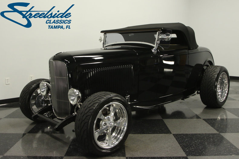 For Sale: 1932 Ford Highboy Roadster