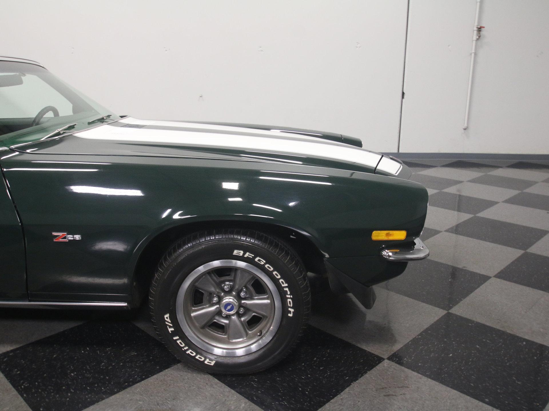 1973 Chevrolet Camaro Z 28 For Sale 76645 Mcg