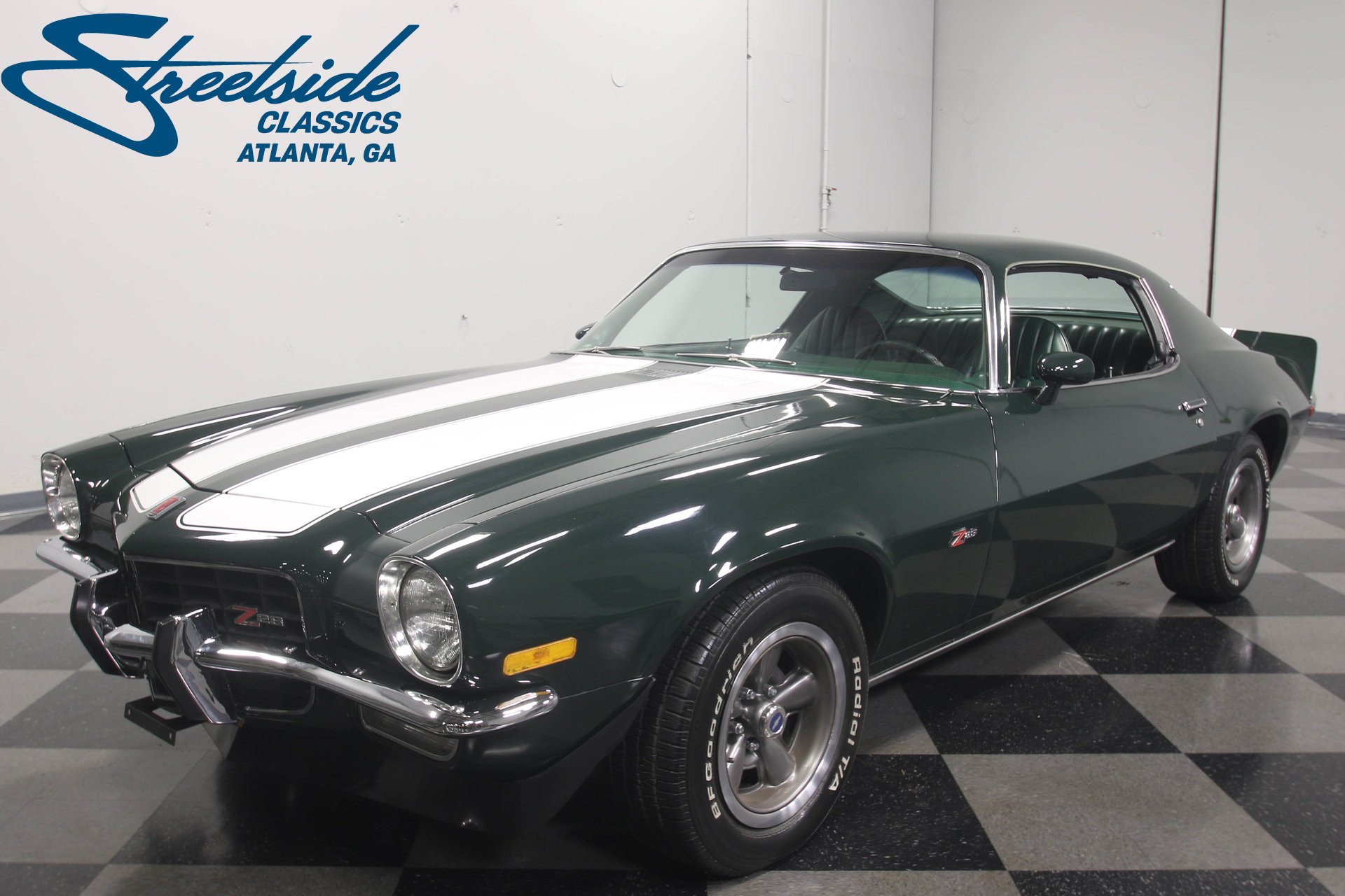 1973 Chevrolet Camaro Streetside Classics The Nation S Trusted Classic Car Consignment Dealer