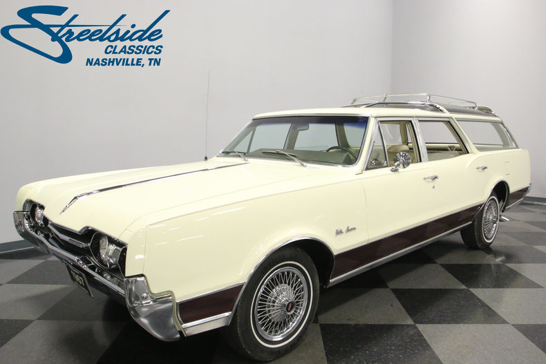For Sale: 1967 Oldsmobile Vista Cruiser