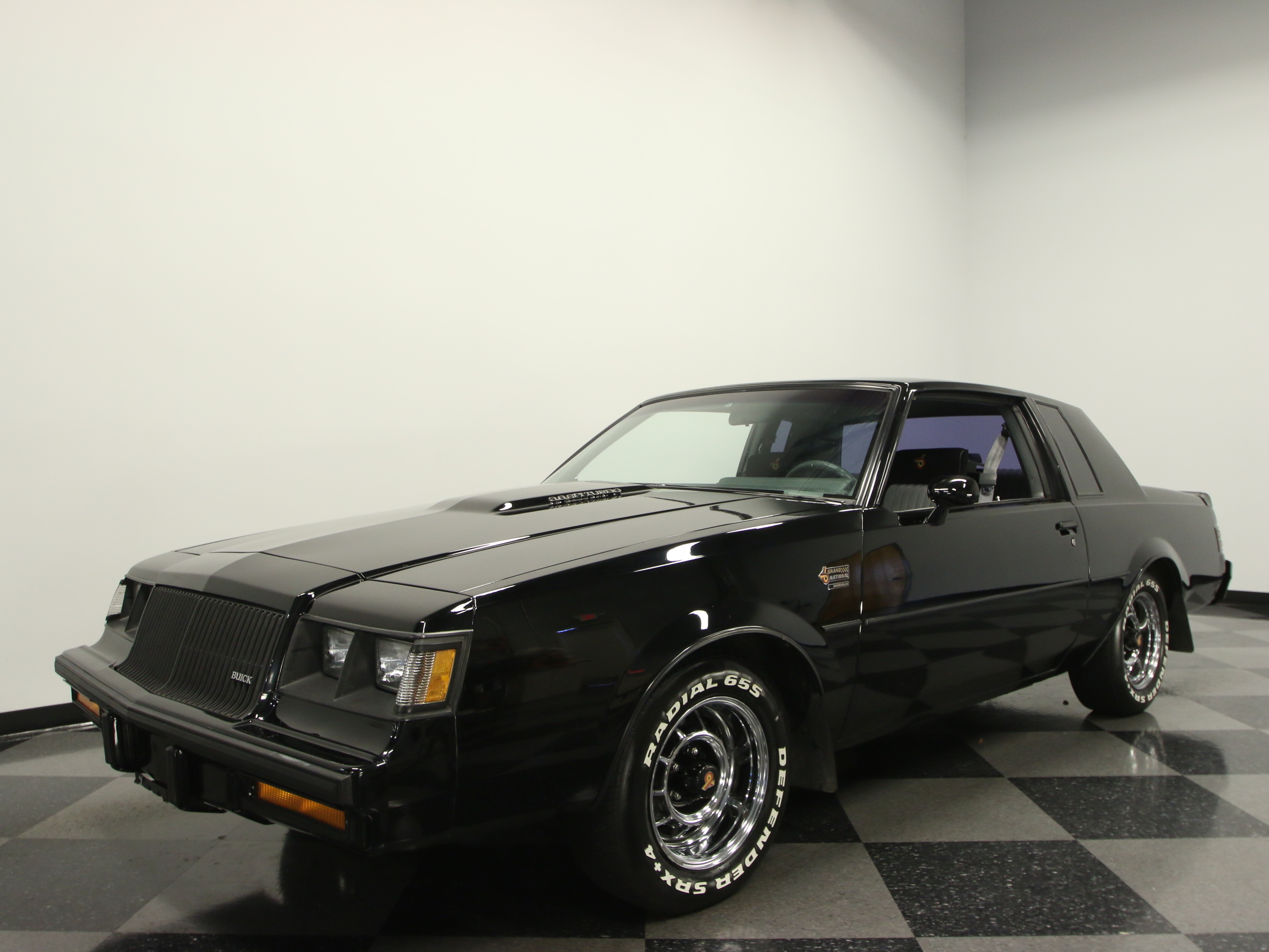 1987 buick grand national base coupe 2 door ebay - 1987 buick grand national interior ...