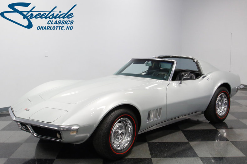 For Sale: 1968 Chevrolet Corvette
