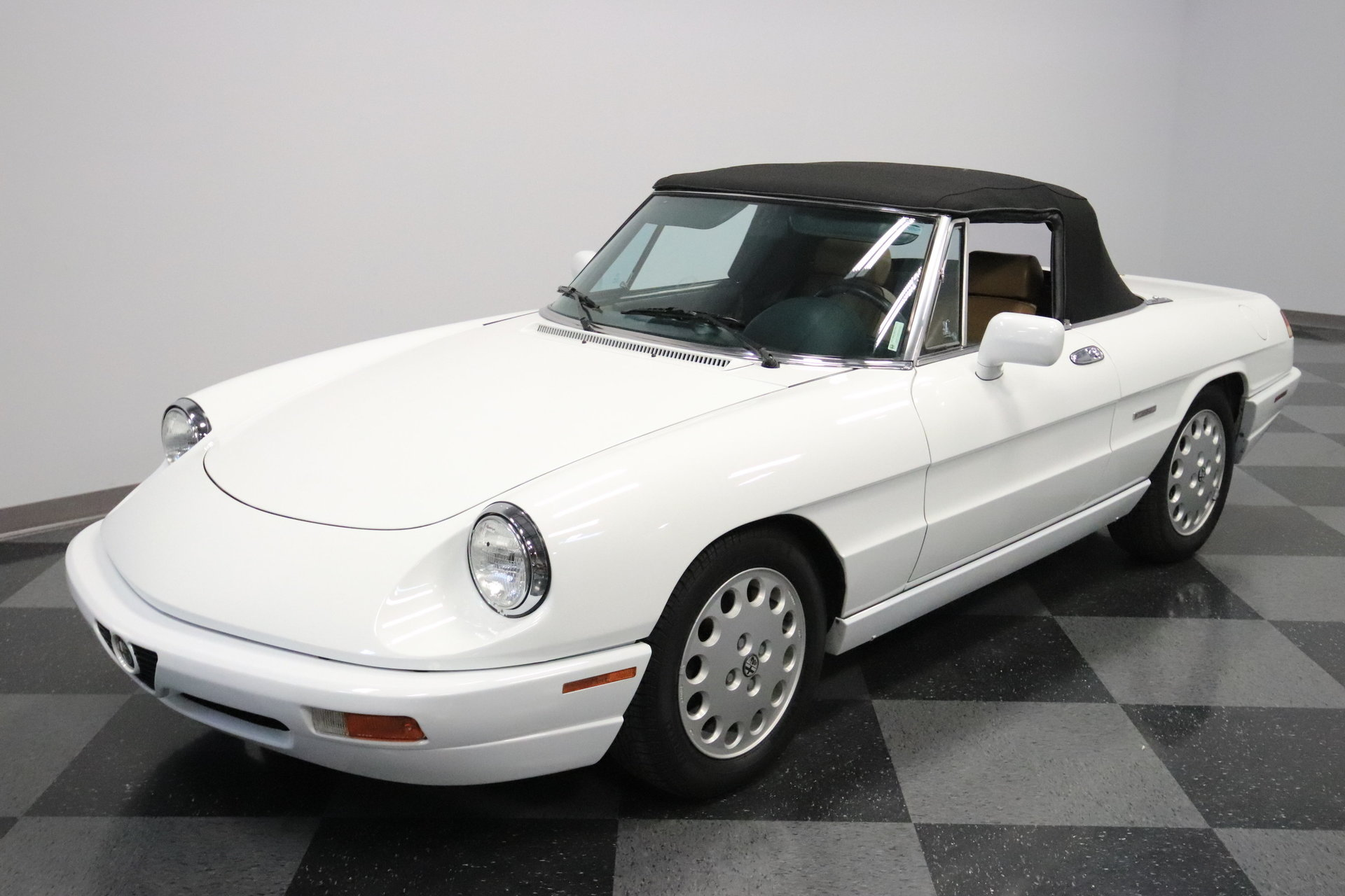 Alfa Romeo Spider Veloce For Sale MCG - Alfa romeo spider hardtop for sale
