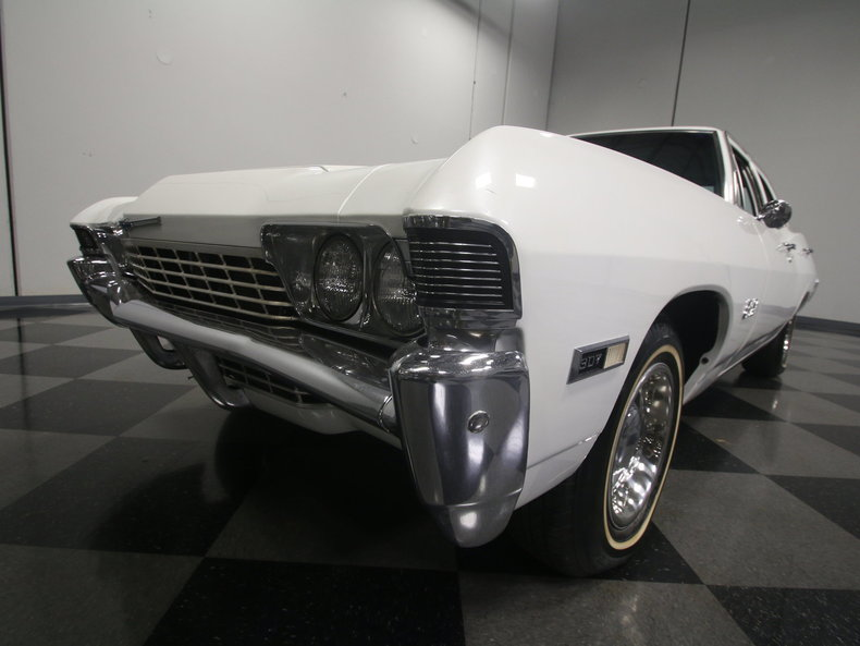 1968 1968 Chevrolet Bel Air For Sale