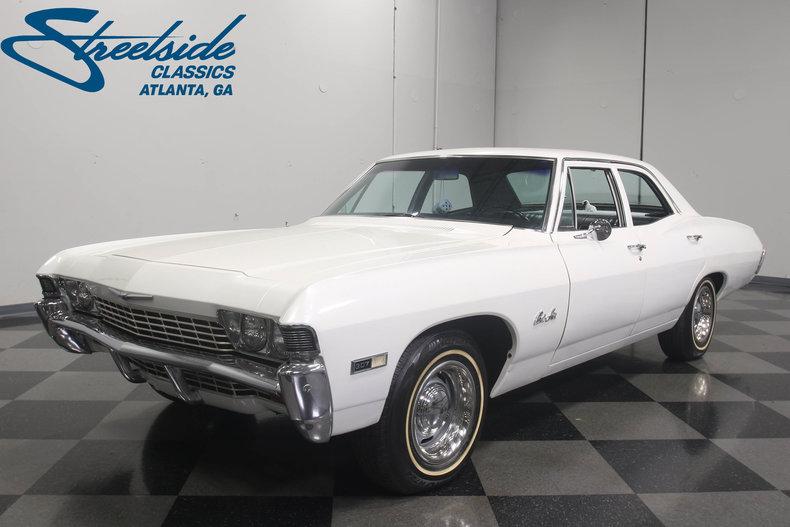 For Sale: 1968 Chevrolet Bel Air