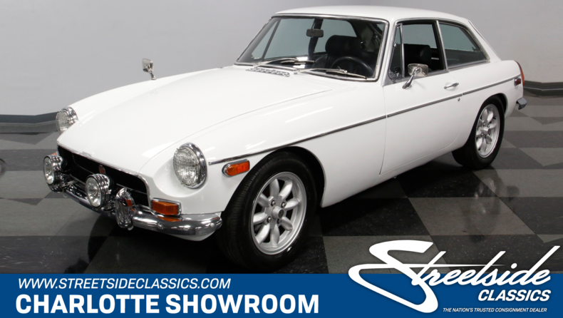 For Sale: 1971 MG MGB