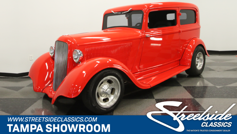 For Sale: 1933 Plymouth 2 Door Touring Sedan